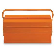 Кутия метална Beta C20L, за инструменти с 5 отделения