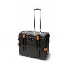 Куфар за инструменти от полипропилен, с 4 колела, Beta CP14