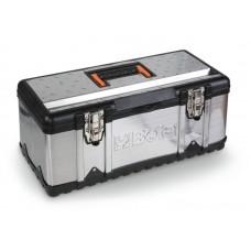 Кутия от неръждаема стоманена ламарина и пластмаса Beta CP17 за инструменти с подвижна тава