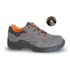 Обувки работни от велур Beta 7210BKK, с отвори за по-добро проветрение, без метални елементи