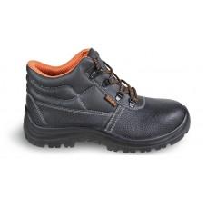 Работни обувки от естествена кожа Beta 7243CK, високи, система за бързо развръзване