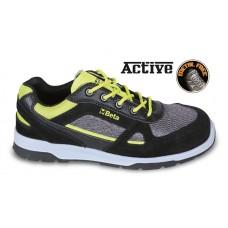 Работни обувки от велур Beta 7314AF с найлонови и карбонови вложки