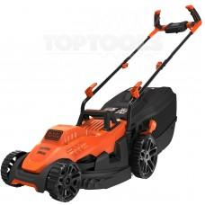 Електрическа косачка Mower BIKE Handle, 1200W, 32см. Black+Decker BEMW451BH