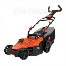 Електрическа косачка Mower EasySteer, 1600W, 38см. Black+Decker BEMW471ES