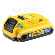 DeWALT Батерия акумулаторна Li-Ion с Bluetooth  DCB183B