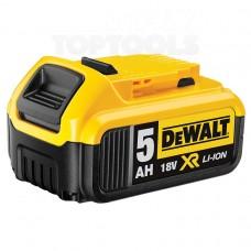DeWALT Батерия акумулаторна 5Ah Li-Ion DCB184