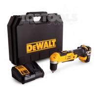 DeWALT Винтоверт ъглов акумулаторeн Li-Ion DCD740C1