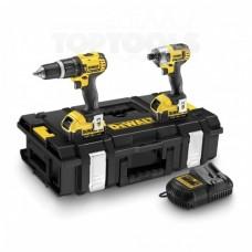 DeWALT Комплект акум. инструменти DCK285M2