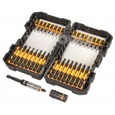 Комплект ударни битове и  магнитен накрайник Dewalt, 34 бр Dewalt DT70562T