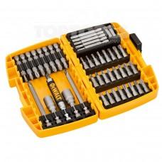 Комплект накрайници и битове Dewalt, 45 бр Dewalt DT71518