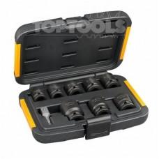 DeWALT Усилени вложки  с адаптор - комплект DT7507