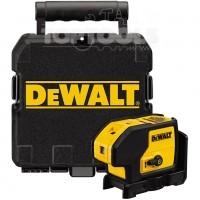 DeWALT Нивелир лазерен 3-точков DW083K