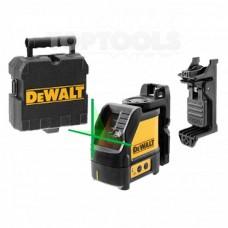 DeWALT Нивелир лазерен линеен DW088CG