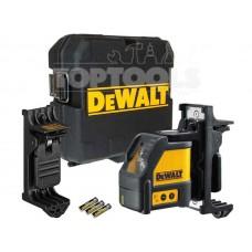 DeWALT Нивелир лазерен линеен DW088K