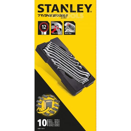 Ключ лула модул, Stanley STMT1-74177, 10 части