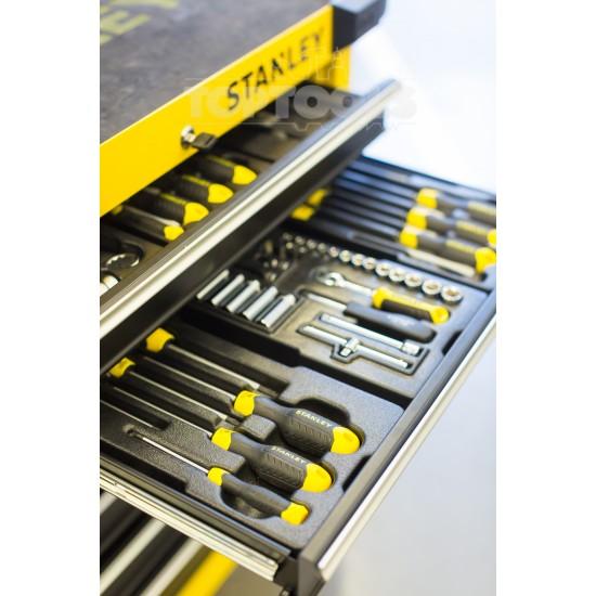 """Количка за инструменти Stanley STMT1-74306, 27"""", 7 чекмеджета"""